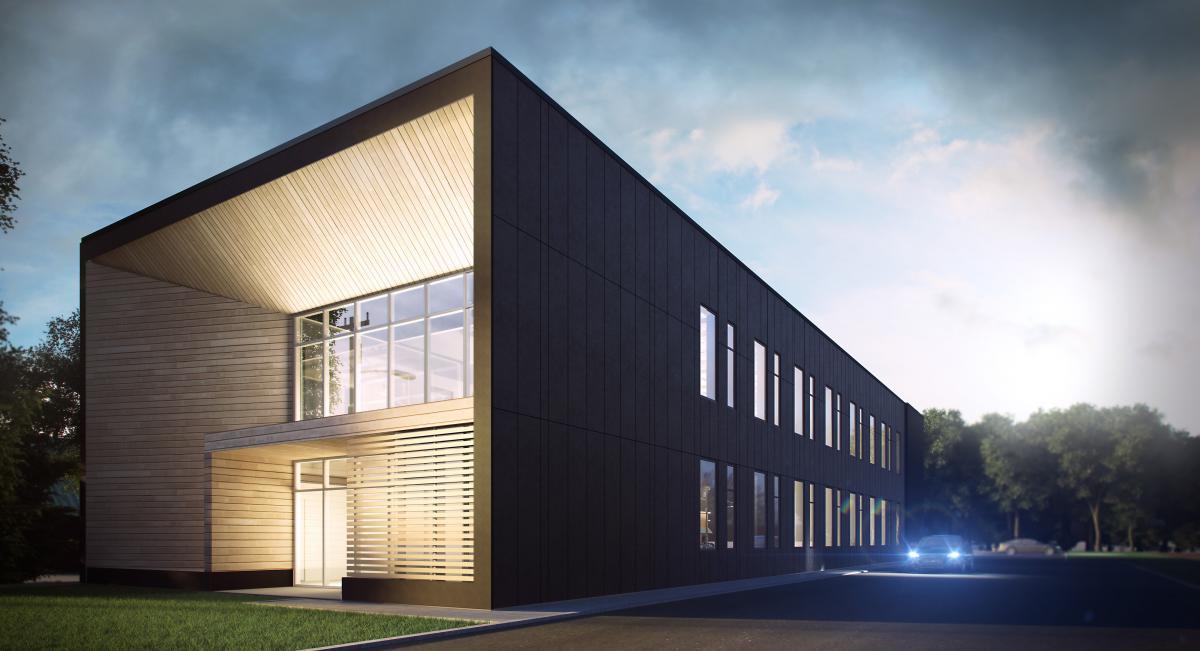 v nement visite de l 39 difice bureaux de stgm et ambioner qu bec batiment durable. Black Bedroom Furniture Sets. Home Design Ideas